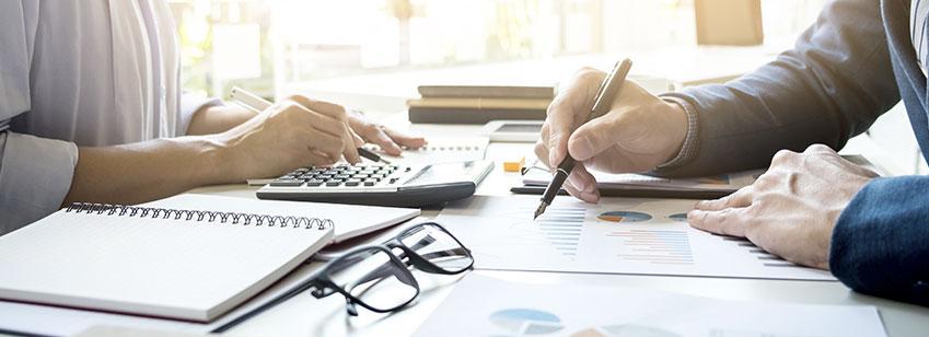 Восстановление бухгалтерского учета торговой компании
